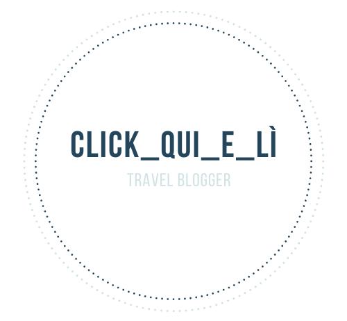 Blog viaggi di Sarah • click_qui_e_lì